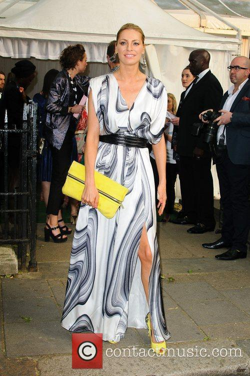 Tess Daly The Glamour Women of the Year...
