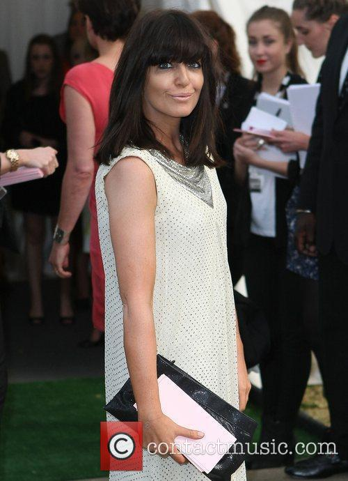 Claudia Winkleman,  at The Glamour Women of...