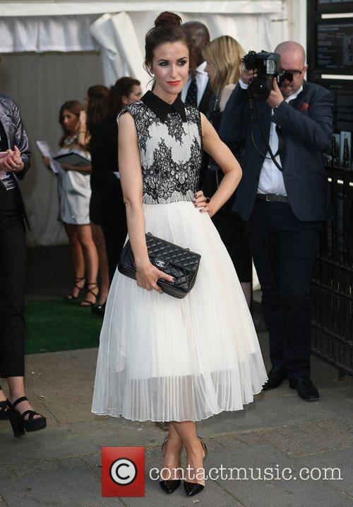 Katherine Kelly,  at The Glamour Women of...