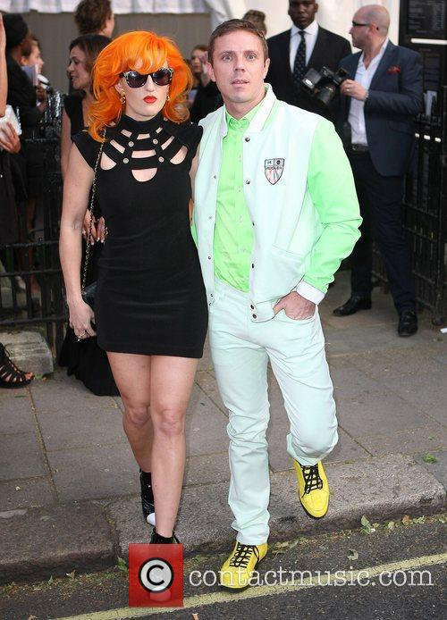 Jake Shears, Scissor Sisters and Glamour Women Of The Year Awards 2