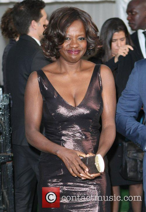 Viola Davis,  at The Glamour Women of...