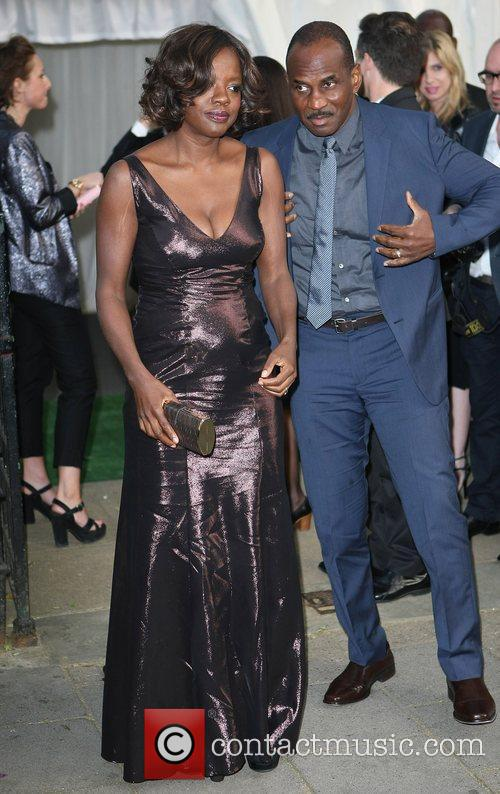 Viola Davis and Glamour Women Of The Year Awards 1