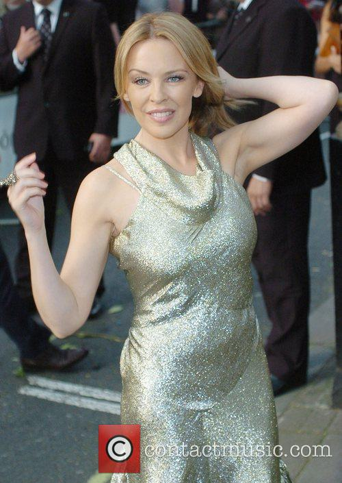 Kylie Minogue and Glamour Women Of The Year Awards 11