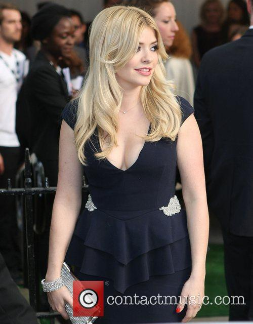 Holly Willoughby and Glamour Women Of The Year Awards 4