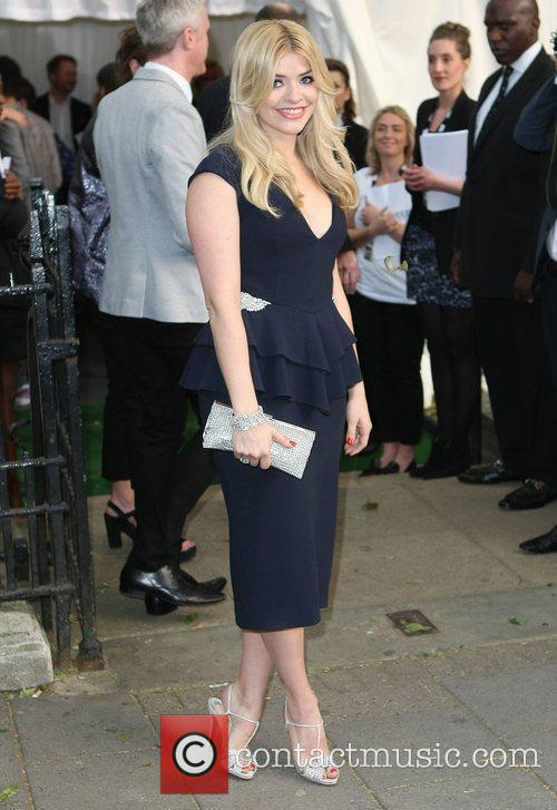Holly Willoughby and Glamour Women Of The Year Awards 6