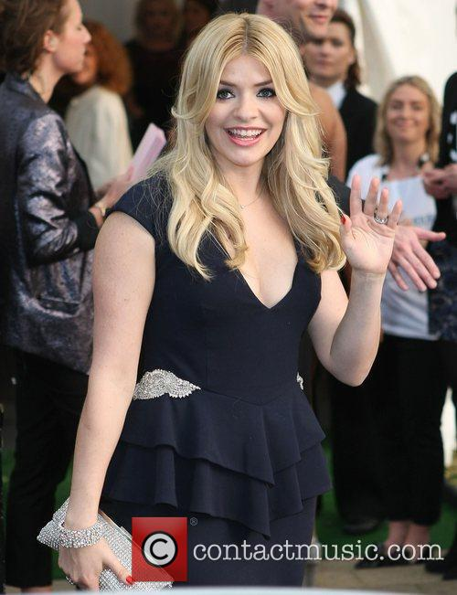 Holly Willoughby and Glamour Women Of The Year Awards 7