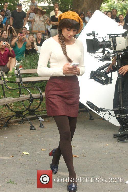 Lea Michele and Glee 10