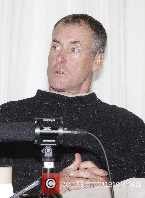 John C. McGinley Meet and greet with the...