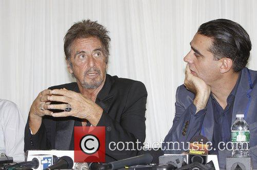 Al Pacino, Bobby Cannavale Meet, Broadway, Glengarry Glen Ross, Ballet Hispanico. New York and City 4