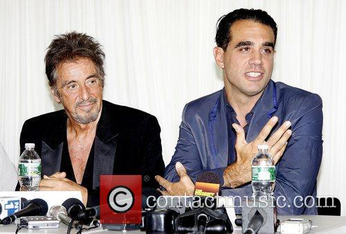 Al Pacino, Bobby Cannavale Meet, Broadway, Glengarry Glen Ross, Ballet Hispanico. New York and City 3
