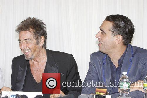 Al Pacino, Bobby Cannavale Meet, Broadway, Glengarry Glen Ross, Ballet Hispanico. New York and City 1