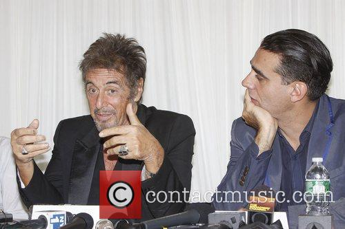 Al Pacino, Bobby Cannavale Meet, Broadway, Glengarry Glen Ross, Ballet Hispanico. New York and City 5