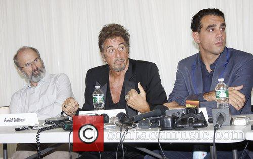 Daniel Sullivan, Al Pacino, Bobby Cannavale Meet, Broadway, Glengarry Glen Ross, Ballet Hispanico. New York and City 10