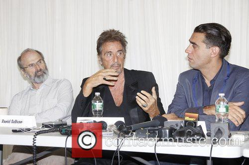 Daniel Sullivan, Al Pacino, Bobby Cannavale Meet, Broadway, Glengarry Glen Ross, Ballet Hispanico. New York and City 11