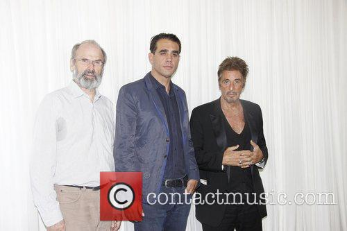 Daniel Sullivan, Bobby Cannavale, Al Pacino Meet, Broadway, Glengarry Glen Ross, Ballet Hispanico. New York and City 4