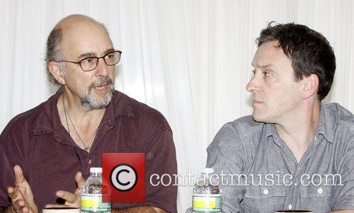 Richard Schiff, Jeremy Shamos Meet, Broadway, Glengarry Glen Ross, Ballet Hispanico. New York and City 3