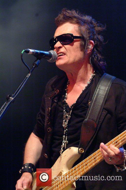 Glenn Hughes  performing live at the O2...