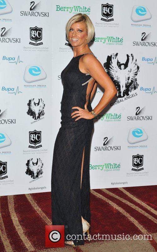 Caroline Feraday 'Global Angel Awards' held at the...