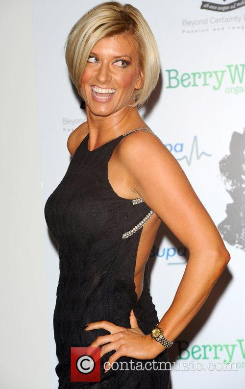 Caroline Ferrarday 'Global Angel Awards' held at the...
