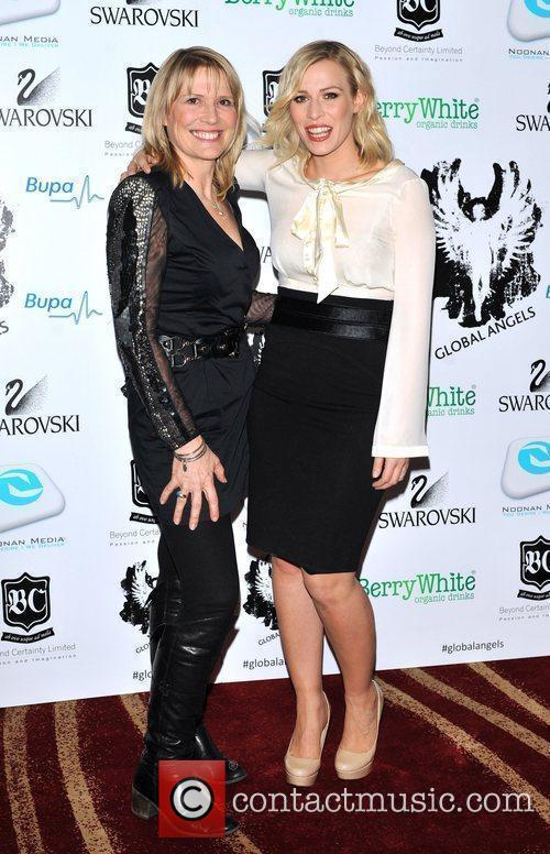 Molly Bedingfield and Natasha Bedingfield  'Global Angel...