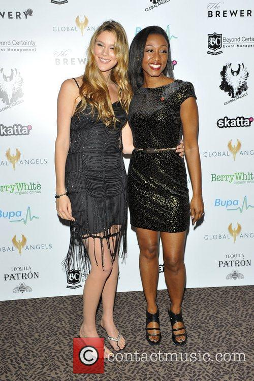 Joss Stone and Beverley Knight 6