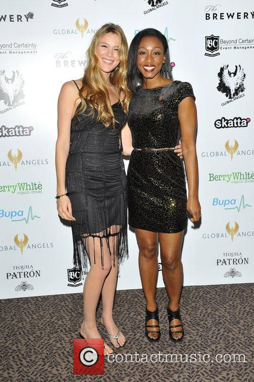 Joss Stone and Beverley Knight 2