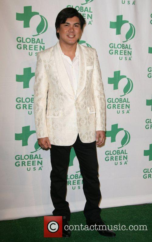 Designer Oliver Tolentino Global Green USA's 9th Annual...