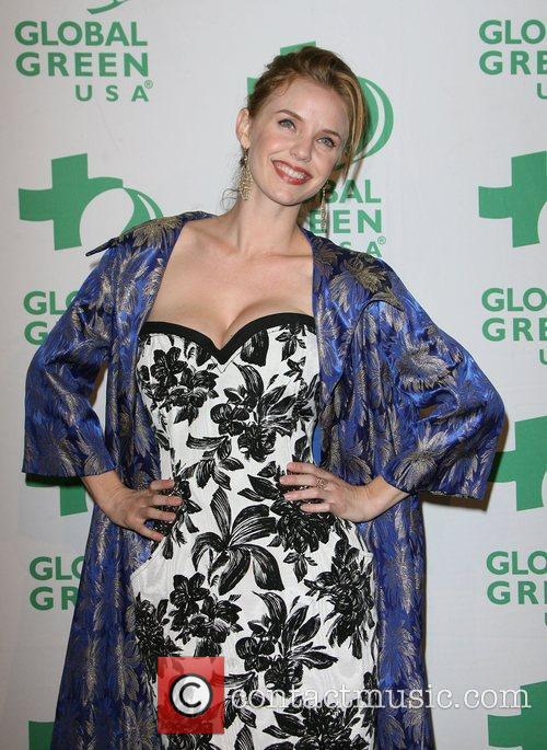 Kelli Garner Global Green USA's 9th Annual Pre-Oscar...
