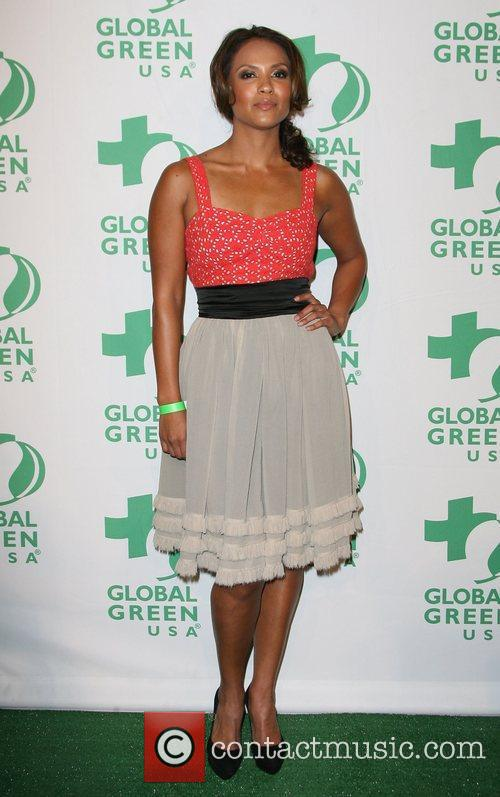 Lesley-Ann Brandt Global Green USA's 9th Annual Pre-Oscar...