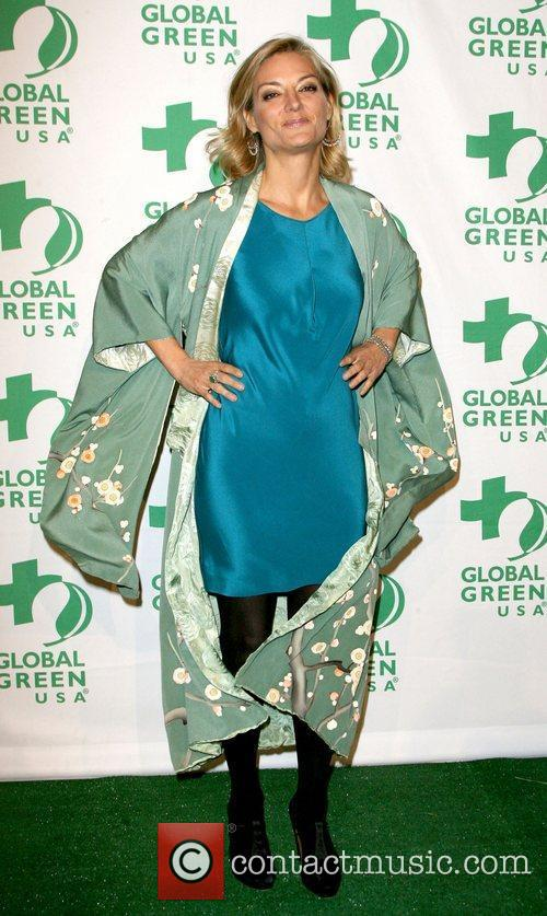 Lucy Walker Global Green USA's 9th Annual Pre-Oscar...
