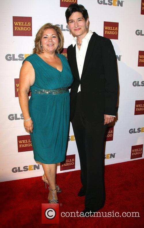 Linda Sanchez and Eliza Byard 8th Annual GLSEN...