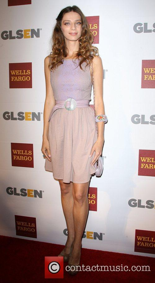 Angela Sarafyan 8th Annual GLSEN Respect Awards held...