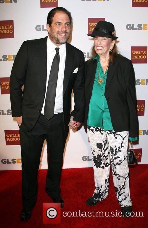 Brett Ratner and Fanita Ratner 2