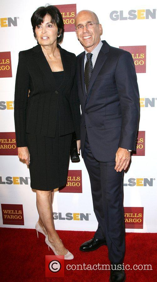 Marilyn Katzenberg and Jeffrey Katzenberg 8th Annual GLSEN...