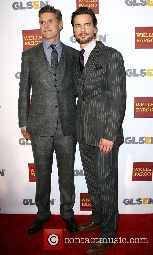 Matt Bomer and Simon Halls 5