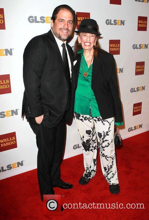 Brett Ratner and Fanita Ratner 8