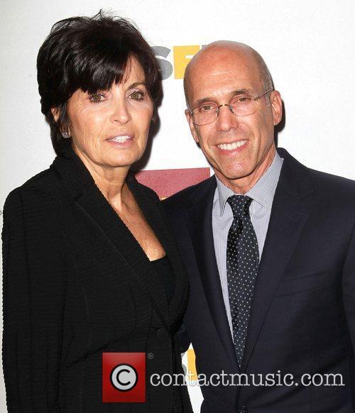 Marilyn Katzenberg, Jeffrey Katzenberg  8th Annual GLSEN...
