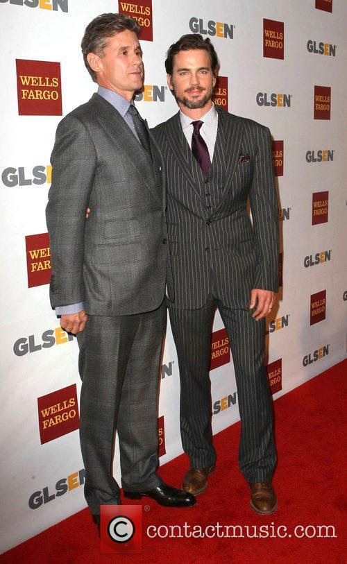 Matt Bomer and Simon Halls 11