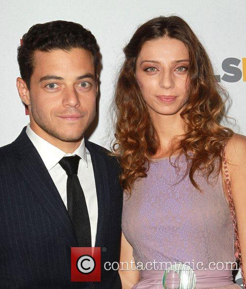 Rami Malek and Angela Sarafyan 5