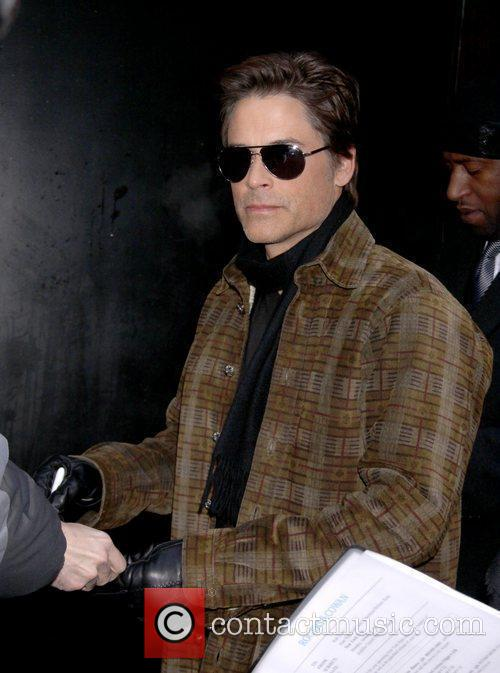 Rob Lowe and Abc Studios 3