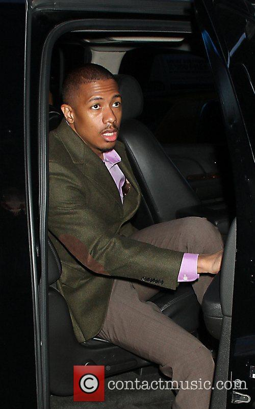 Nick Cannon and Abc Studios 2