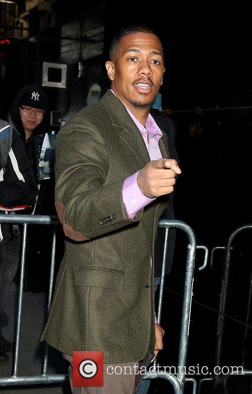 Nick Cannon and Abc Studios 4