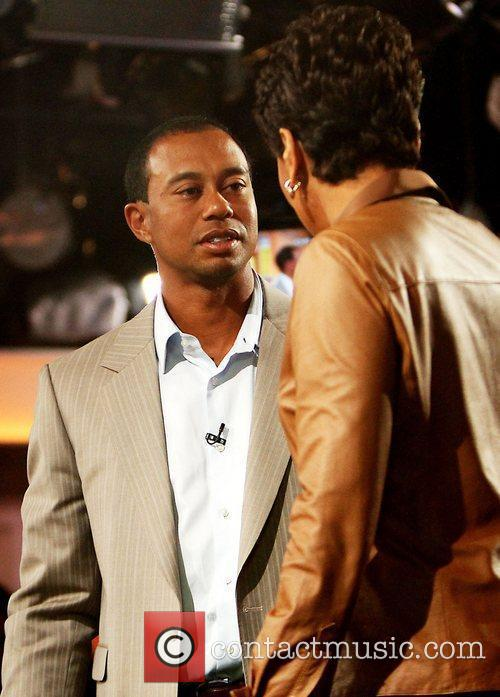 Robin Roberts, Tiger Woods and Abc Studios 1