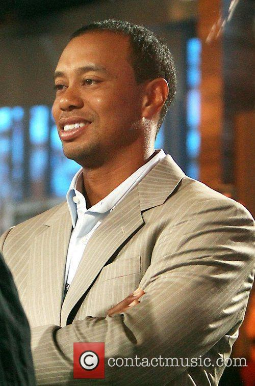 Tiger Woods and Abc Studios 2