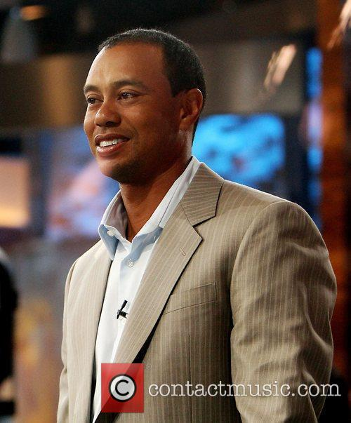 Tiger Woods and Abc Studios 3