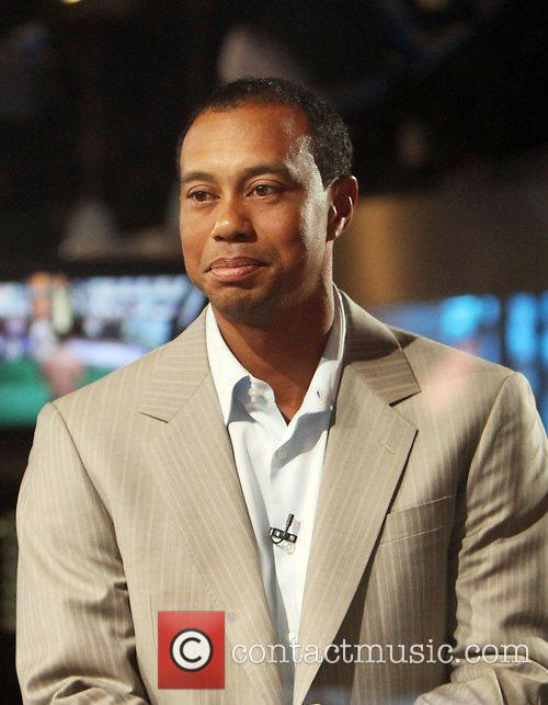 Tiger Woods and Abc Studios 4