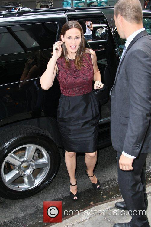 Jennifer Garner and Good Morning America 2