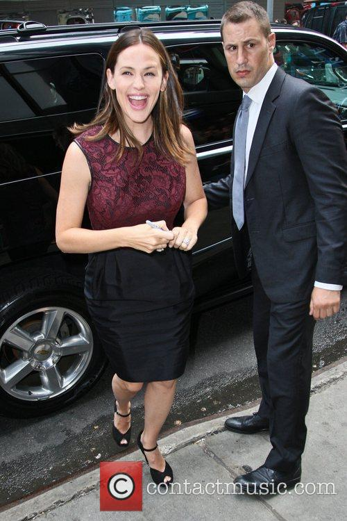 Jennifer Garner and Good Morning America 5