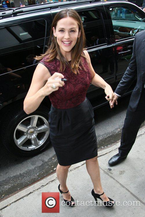Jennifer Garner and Good Morning America 7