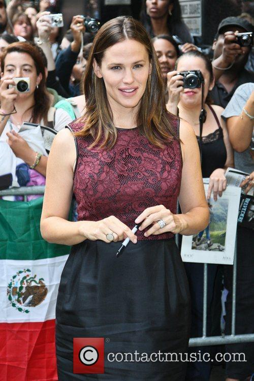 Jennifer Garner and Good Morning America 1